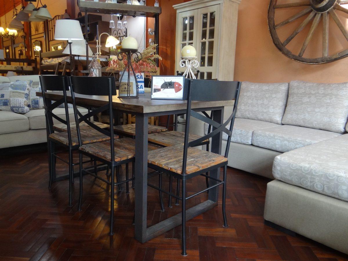 Exclusivo De Cimarrón - Comedor Industrial - $ 39.995,00 en Mercado ...