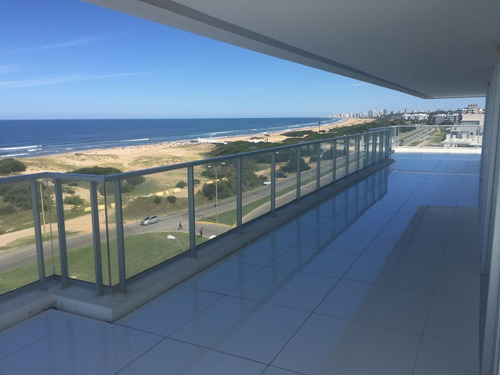 exclusivo penthouse en punta del este parada 31 playa brava
