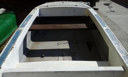 exelente oportunidad a reparar la borda y espejo