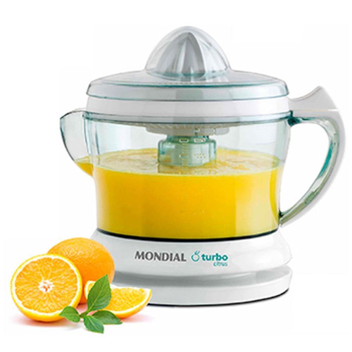 exprimidores de citricos jugos e-01 de naranja mondial - fam