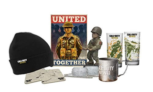 exquisite gaming call of duty ww2 big box nintendo wii g