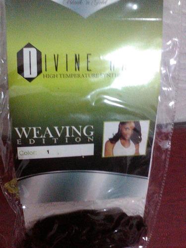 extensiones para cabello divine hair.