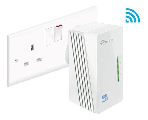 extensor repetidor wifi tplink 4220 powerline red cable nnet