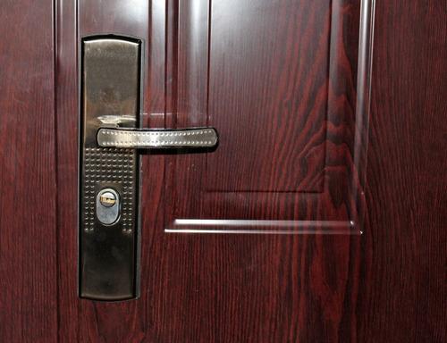 exterior chapa puerta