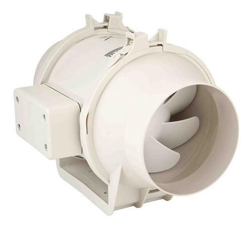 extractor-aire-baño-cocina soler & palau td- 160/100 silent