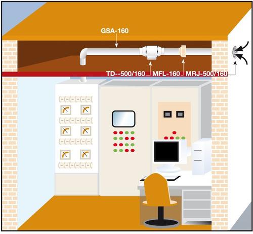 extractor-aire-baño-cocina soler & palautd- 350/125