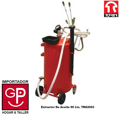 extractor de aceite 90 lts. trg2093 marca torin
