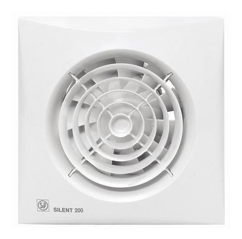 extractor de aire baño soler & palau silent 200 cz