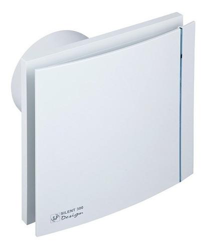 extractor de aire baño soler & palau silent 300 cz design 3c