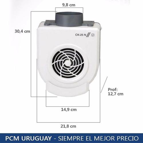 extractor soler palau