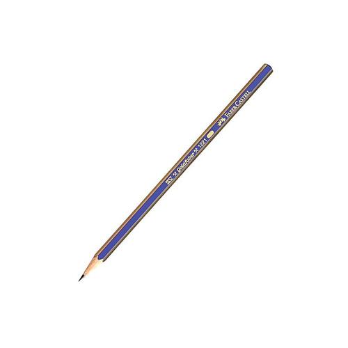 faber-castell lápiz de grafito goldfaber 1221 6b