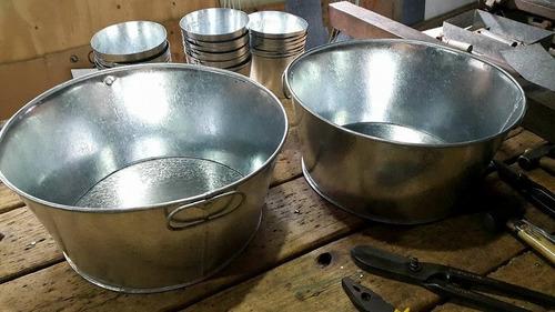 fabrica artesanal hojalata,cobre,decoracion,palangana,bachas