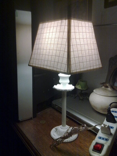 fabrica de pantallas artesanales,iluminacion,de mesa,techo