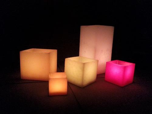 fabrica de velas y fanales artesanales para decoracion