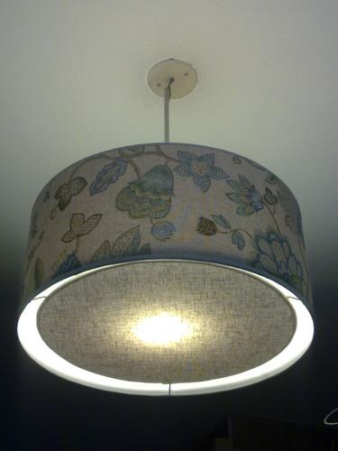 fabrica pantallas artesanales,lamparas,colgante de techo