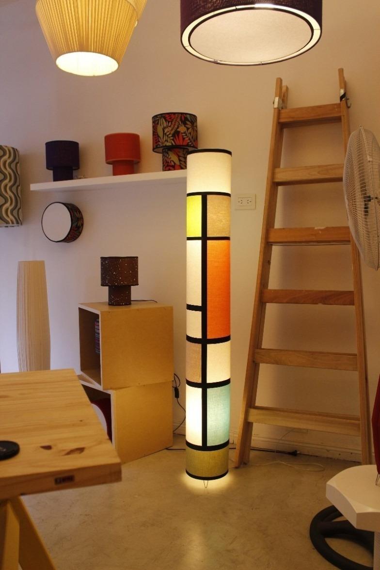 Fabrica pantallas lampara de pie decoracion 151 - Iluminacion de pie ...