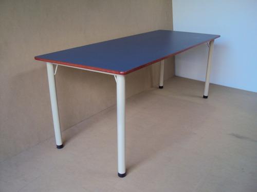 fábrica repuestos escolares - tapa para mesa de 2.00 x 0.80