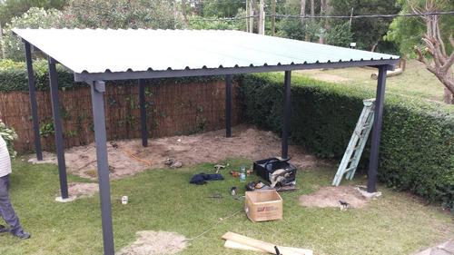 fabricacion de techos livianos