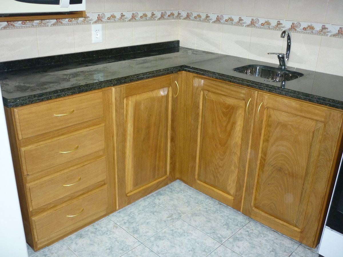 Fabricacion Muebles De Cocina Aereos, Bajos Granitos Piletas