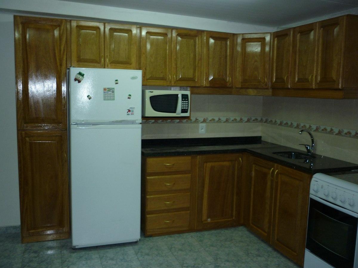 Fabricacion muebles de cocina aereos bajos granitos for Muebles bajos de cocina
