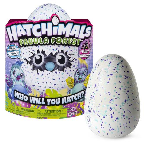fabula de hatchimals del bosque  - eclosión de los huevo