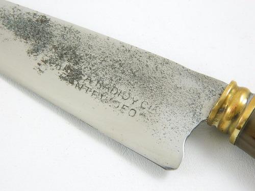 faca gaucha antiga tesoura tosquia: varela radio