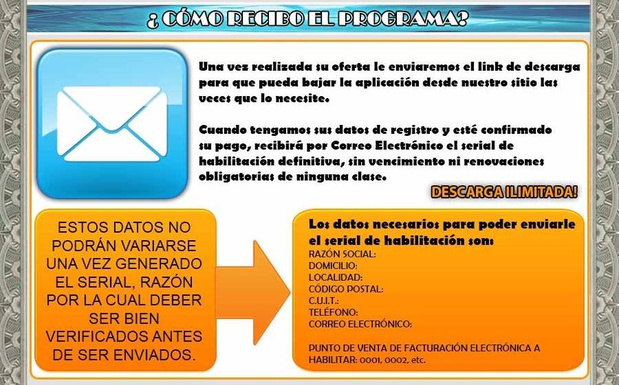 factura electronica programa simple facil y rapido 1 500 00 en