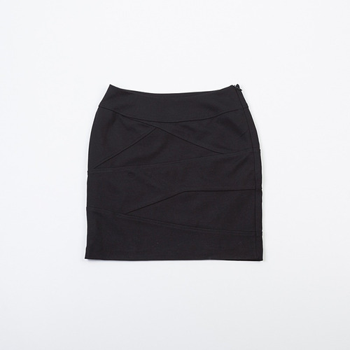 falda de jersey negra w12.13/13 tienda oficial