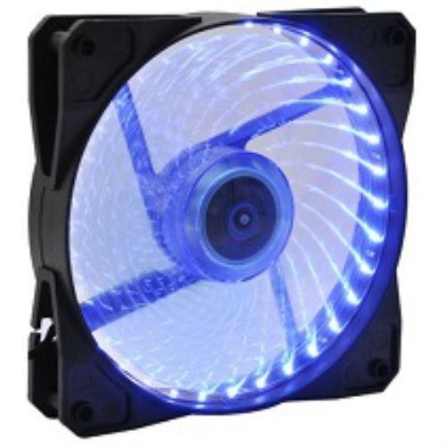 fan gamer 12 x 12 led azul