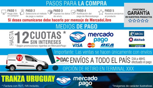 fan ventilador 12 x 12 led azul tranza uruguay