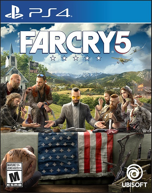 Far Cry 5 Ps4 Oferton 1 699 00 En Mercado Libre