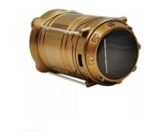 farol led plegable - usb - solar - pilas - 220w - portatil -
