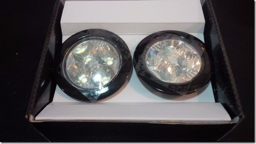 faros camineros led super potentes, xenon luces