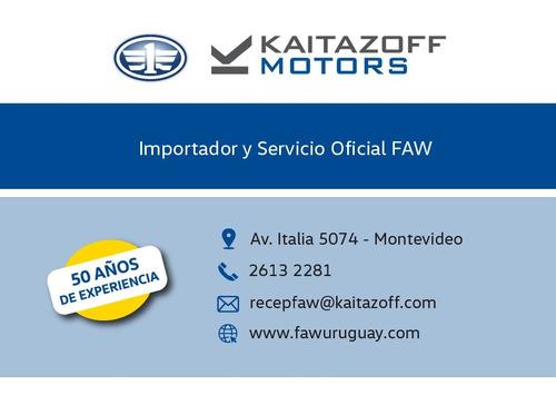 faw 1083 con caja 2018 0km