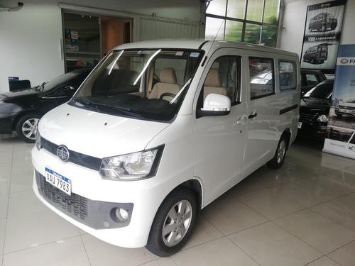 faw furgon furgon extra full  hasta 80% financiado