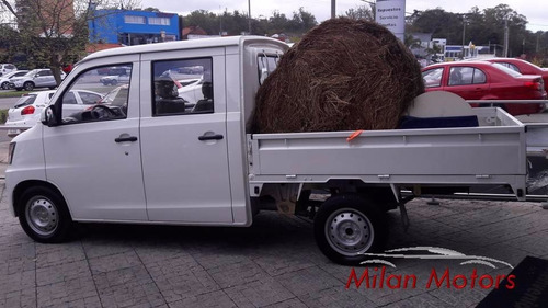 faw t80 doble cabina 0km financio con usd 5900 se la lleva !