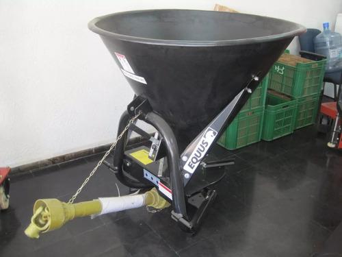 fertilizadora de tractor 400 litros equus con cardan - tyt