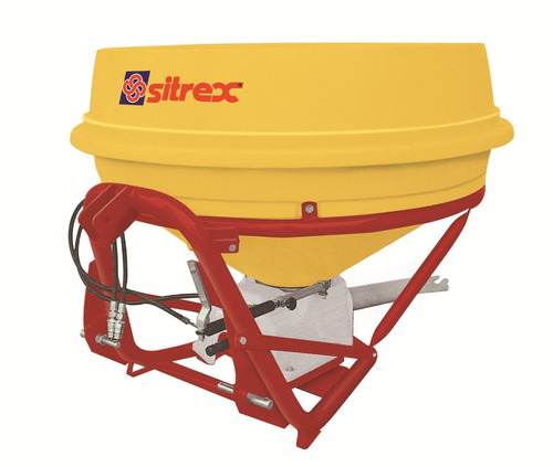 fertilizadora pendular sitrex para 3 puntos