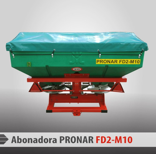 fertilizadora pronar.