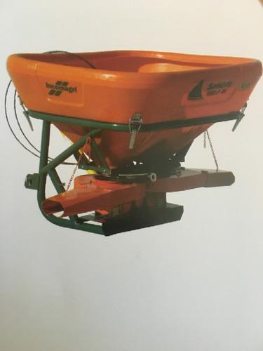 fertilizadora, sembradora, abonadora 1300 kg .