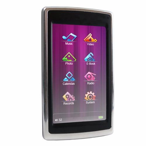 ff reproductor mp5 punktal pantalla 3  bat litio pk-m540