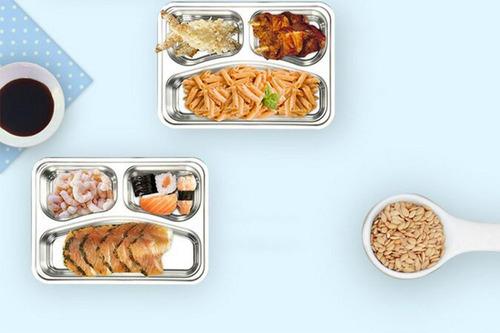fiambrera de almuerzo, calentador eléctrico portátil almu