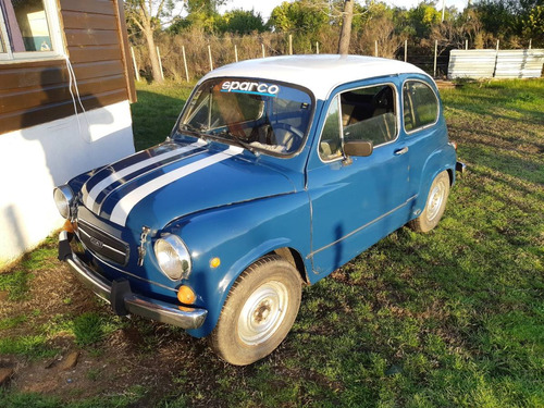 fiat 600 iimpecable estado!!