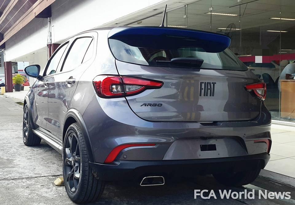 Fiat Argo Hgt 1 8 16v