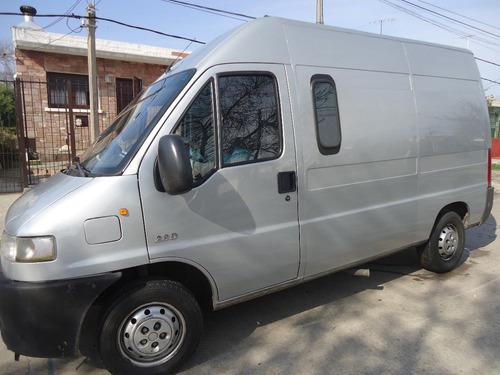 fiat ducato 2005 , 2.8 maxicargo- furgon