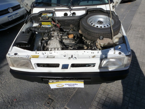 fiat fiorino 1.3 furgon 100% financiado galbo motors