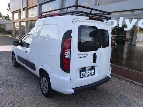 fiat fiorino 1.4 furgon comfort full año 2017