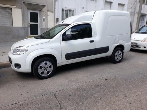 fiat fiorino 1.4 furgon full 2017. impecable estado!!