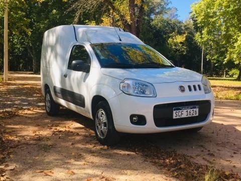 fiat fiorino 1.4 furgon full 2017 inmaculada !!!