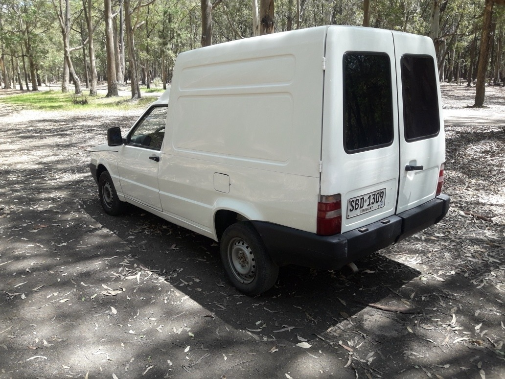 Fiat Fiorino 1 7 Diesel